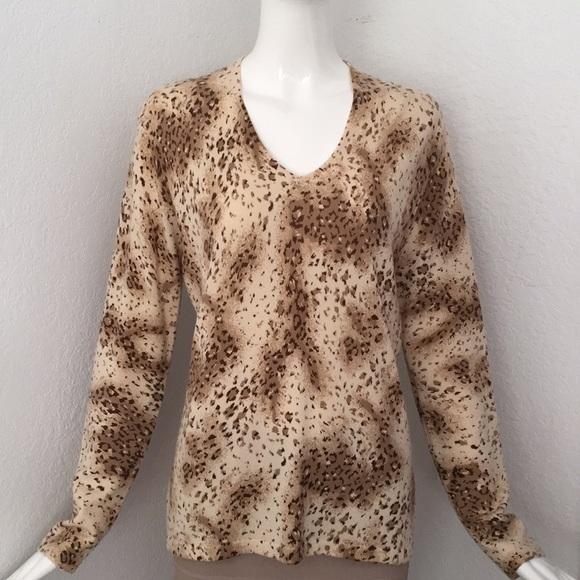 McMuffin cashmere sweater